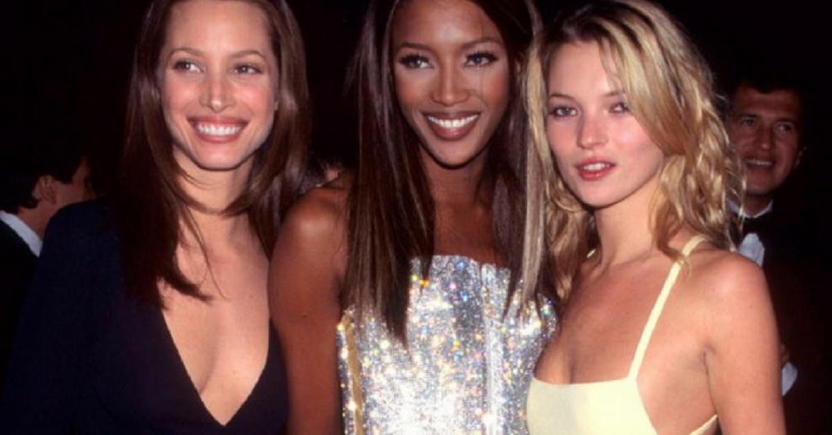 Comment Sont Devenues Les Top Modeles Les Plus Celebres Des Annees 80 Et 90 Live People